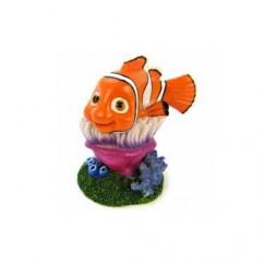 Finding Nemo On Anemone Aquarium Ornament