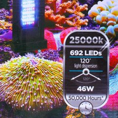 Fluval SEA Marine & Reef Performance LED Strip Light 46W (122-145 cm)