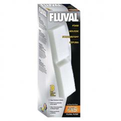 Fluval FX5/FX6 Replacement Foam Aquarium Filters - 3 Pack