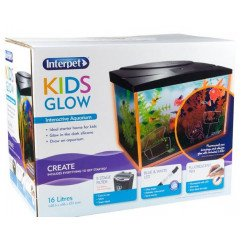 Interpet Kids Glow Aquarium Range