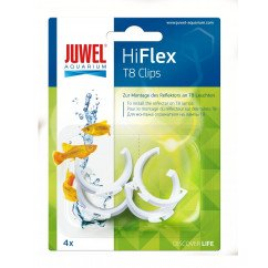 Juwel HiFlex Reflector Clips T8