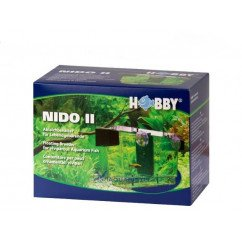 Hobby Nido l Floating Aquarium Fish Net Breeder