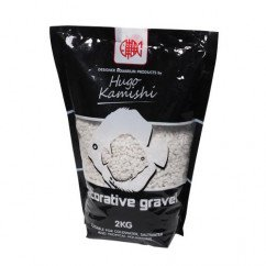 Hugo Kamishi White Aquarium Gravel 2kg