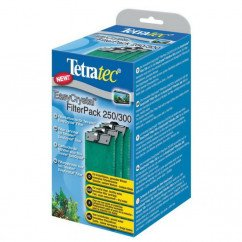 TetraTec EasyCrystal Aquarium Filter 3 Pack with Carbon