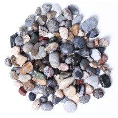 Decorative Pebbles Mixed River Pebbles 2KG Natural (PARE02A)