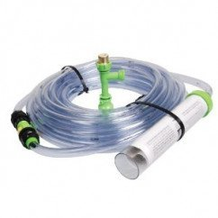 Python No Spill Clean And Fill Aquarium Syphon 25ft/7.5m