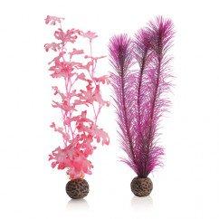 biOrb Pink Kelp Plants Medium