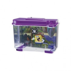 Spongebob Squarepants Small 3D Pirate Tank Aquarium