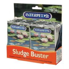 Interpet Sludge Buster Sachet Treats 500 Gallons (2273l)