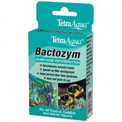 TetraAqua Bactozym 10 Capsules