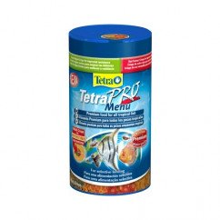 Tetra Pro Menu 4 in 1 Tropical Fish Food 64g