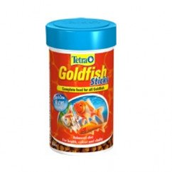 Tetra Goldfish Floating Foodsticks 34g