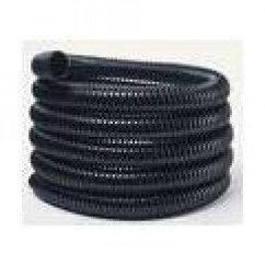 Black Ribbed Kink Free Pond Hose - 0.75 inch (Per Metre)