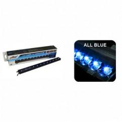 """Wave Point LED Aquarium Airstone Blue 6""""/15cm"""
