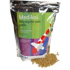 Medikoi Wheatgerm & Garlic Pellets 3kg 6mm