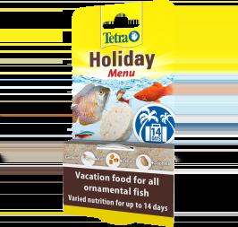 TetraMin Holiday Menu Gel Tab Food For Tropical Aquarium Fish (With Vitamins)