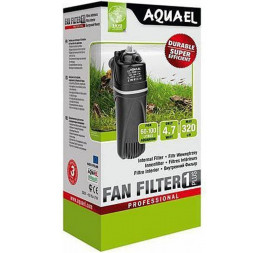 AquaEL - Internal Aquarium Fan Filter 1 Plus