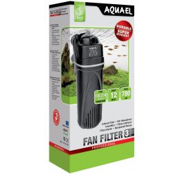 AquaEl - Internal Aquarium Fan Filter 3 Plus