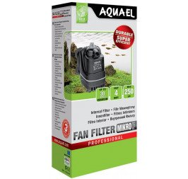 AquaEl - Internal Aquarium Fan Filter Micro Plus