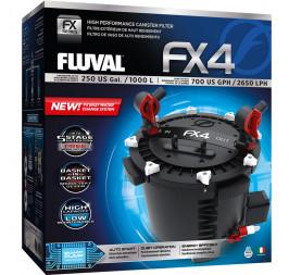 Fluval FX4 External Aquarium Multi-Stage Filter: 1000L, A214