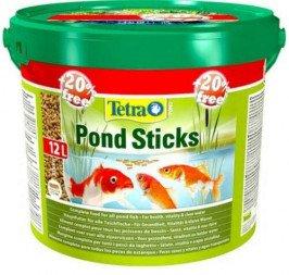 Tetra Pond Sticks - 10L Bucket + 20% FREE (12L) T708126