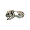 Komodo Raptor Skull Large
