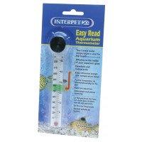 Interpet Easy Read Aquarium Thermometer with Sucker