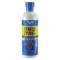 API Stress Zyme 480ml Aquarium Biological Filter Developer