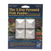 API 3 Day Pyramid Fish Feeder - Tropical, Coldwater & Marine