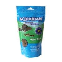 Aquarian Algae Wafer 255g For Bottom Feeding Aquarium Fish