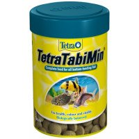 Tetra Tabimin For Bottom Feeding Tropical Fish 275 Tablets