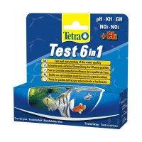 Tetra Test 6 in 1 - Aquarium Water Testing Kit