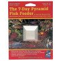 API 7 Day Pyramid Fish Feeder - Tropical, Coldwater & Marine