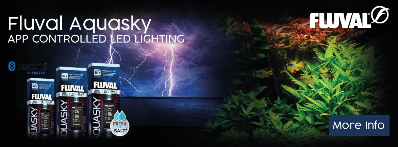 Fluval Aquasky LED Lighting